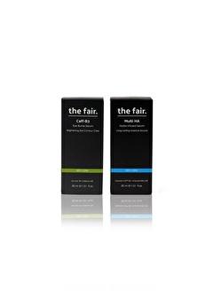 The Fair the fair. Yoğun Nem Veren Cilt ve Göz Çevresi Bakımı- Back to Basics